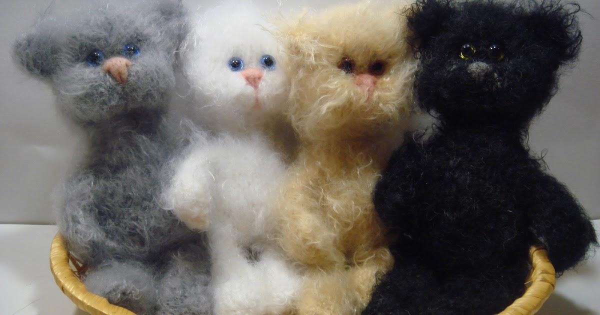 игрушки из лебяжьего пуха
