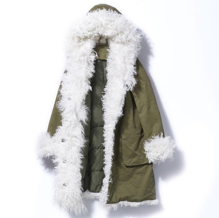 лебяжий пух куртки