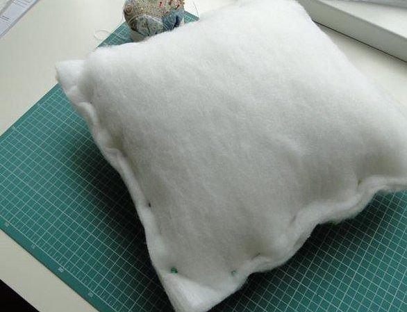 наполнитель для подушек синтепон