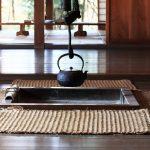 ковры в интерьере натуральные