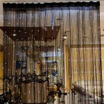 нитяные шторы дизайн интерьер