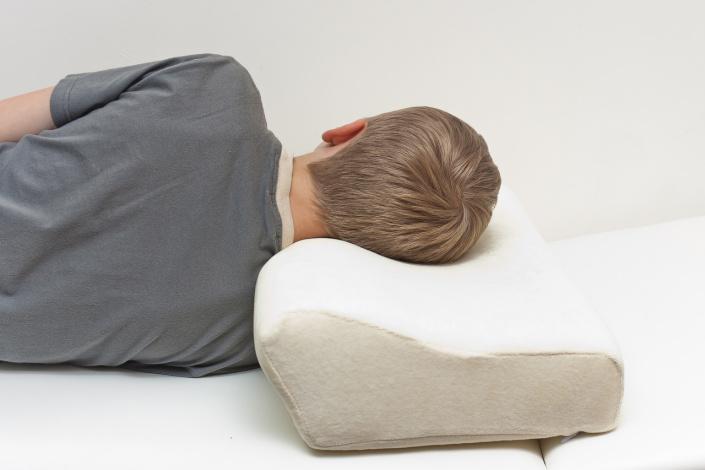 ортопедическая подушка для сна на боку