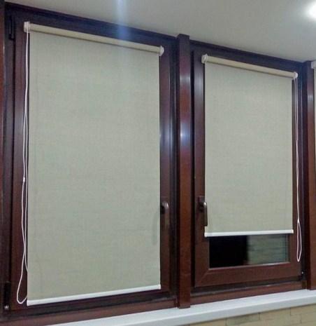 открытый тип сборки штор