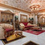 ковры в интерьере персидские