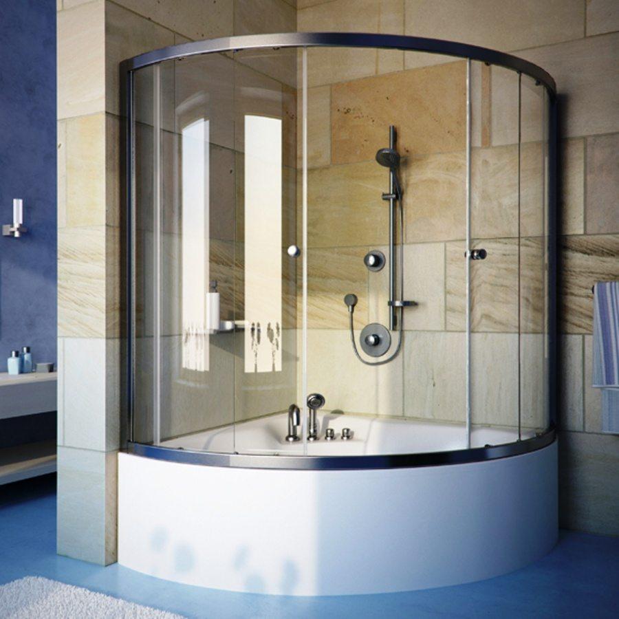 пластиковые шторы в ванную