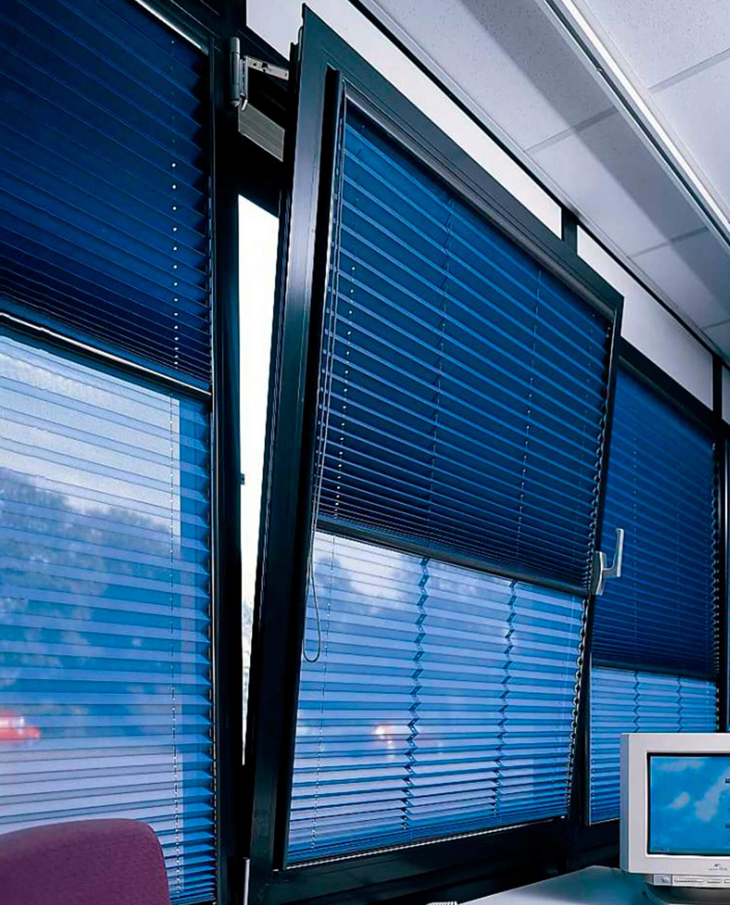 шторы плиссе дизайн фото
