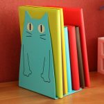 подставка держатель для книг дизайн фото