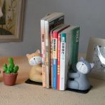 подставка держатель для книг идеи дизайн