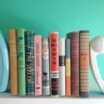 подставка держатель для книг идеи интерьер