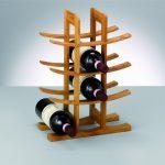 подставка для винных бутылок декор