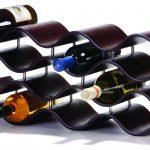 подставка для винных бутылок фото декора