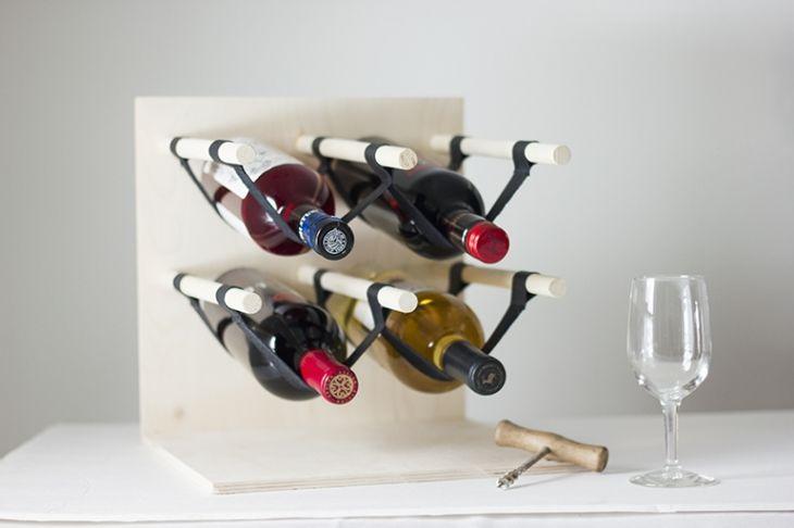 подставка для винных бутылок фото виды