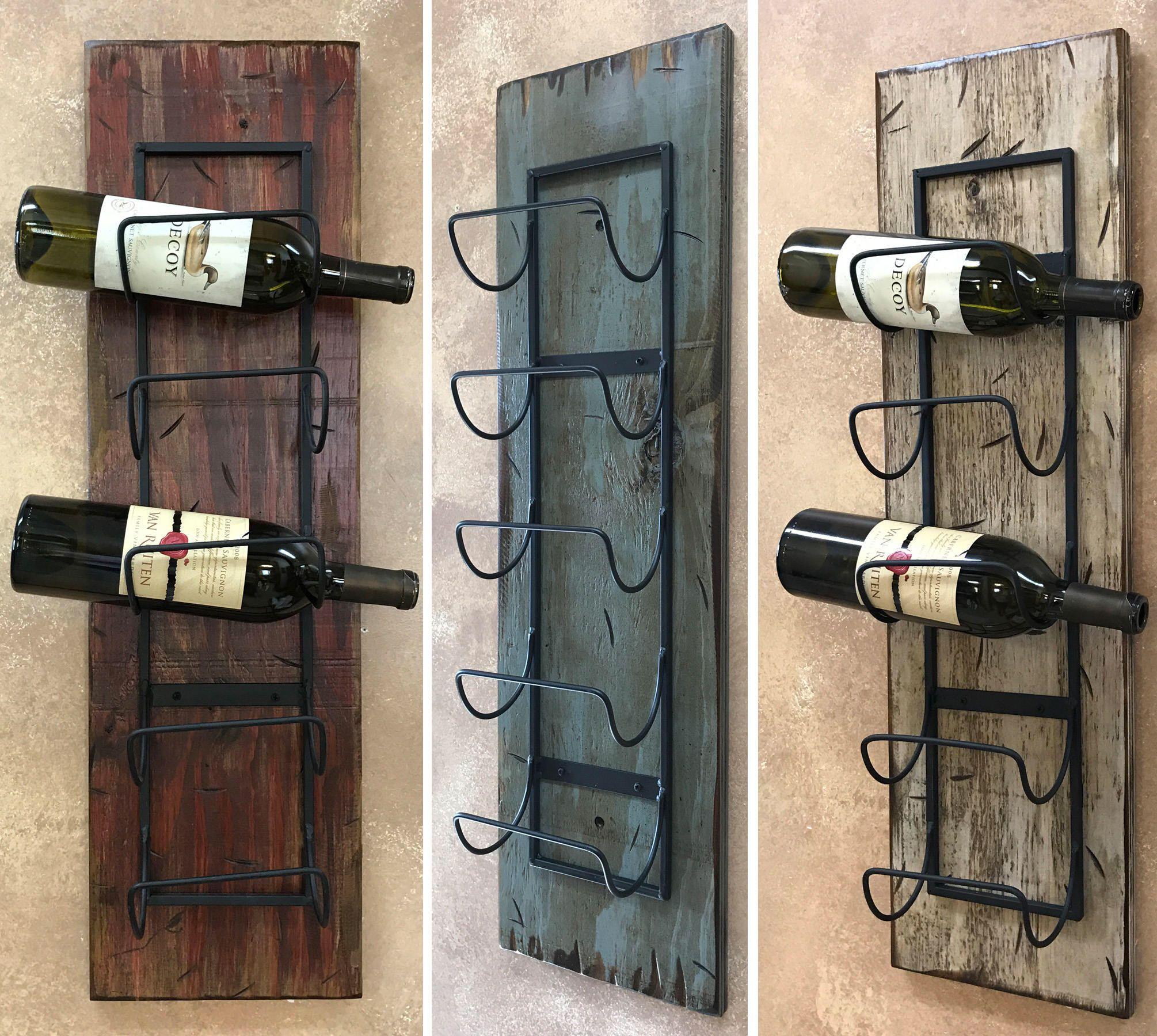 подставка для винных бутылок идеи дизайн