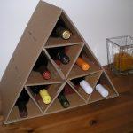 подставка для винных бутылок идеи вариантов
