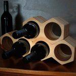 подставка для винных бутылок виды