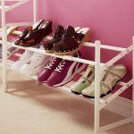 подставка для обуви идеи оформление