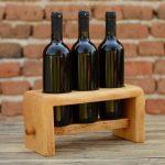 подставка для винных бутылок идеи дизайна