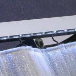 подсветка штор светодиодной лентой идеи дизайн
