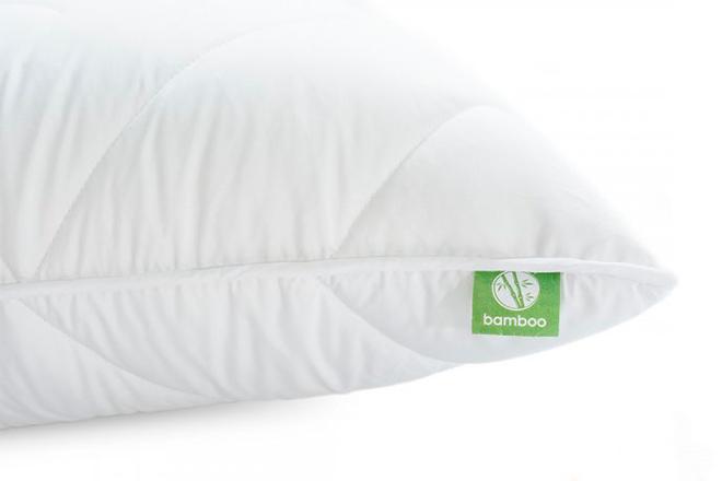 постирать бамбуковую подушку