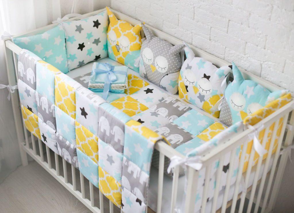 подушки для новорожденного дизайн фото