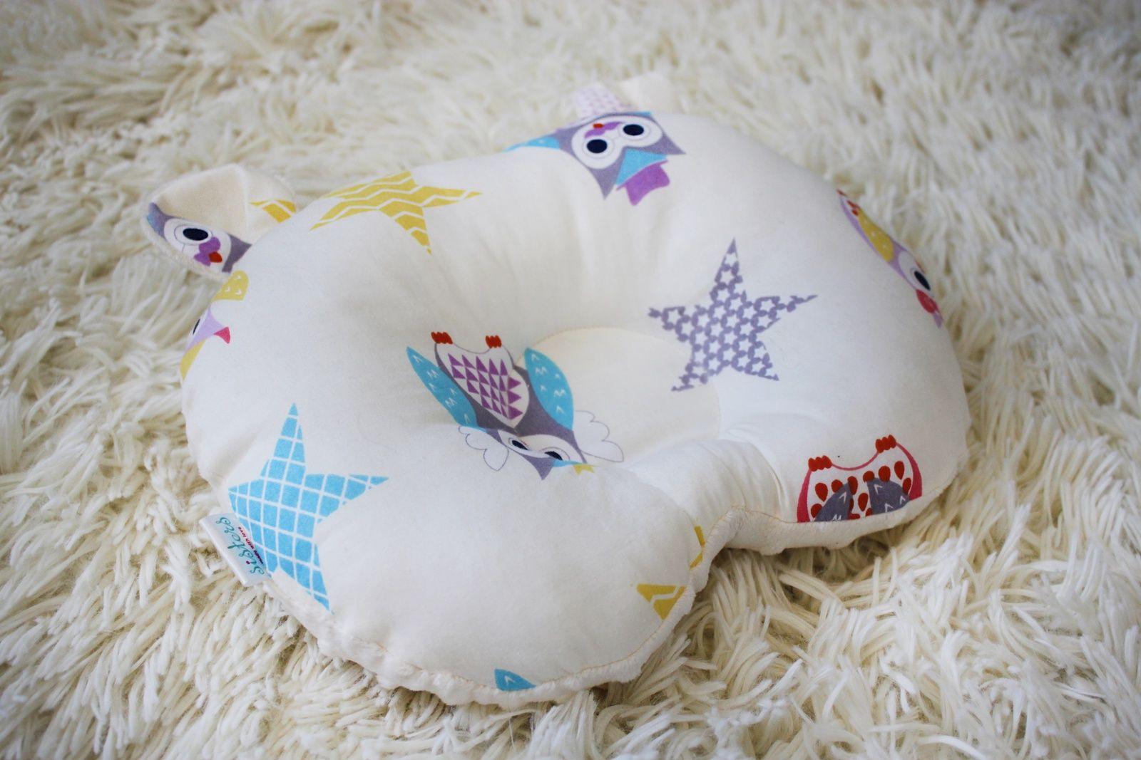 подушка для новорожденного фото оформление