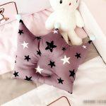 подушка для новорожденных декор
