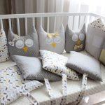 подушка для новорожденных декор идеи