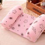 подушка для новорожденных дизайн