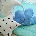 подушка облако декор идеи