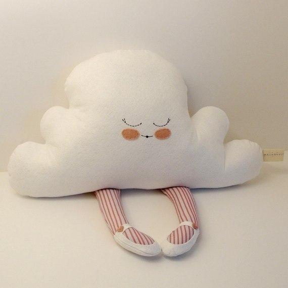 подушка облако фото