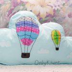 подушка облако варианты идеи