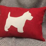 подушка собака дизайн фото