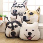 подушка собака фото идеи