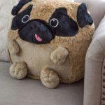подушка собака идеи фото