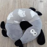 подушка собака оформление