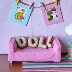 подушки для кукольного интерьера