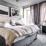 шторы для спальни дизайн идеи
