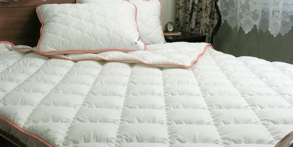 постель холлофайбер