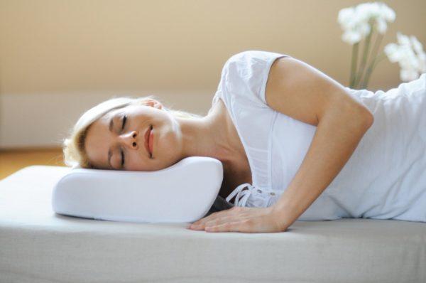 правильный выбор ортопедической подушки