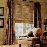 бамбуковые шторы римские