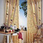 шторы на кулиске идеи декора