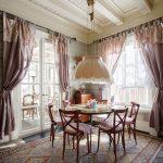 шторы для дачи фото интерьера