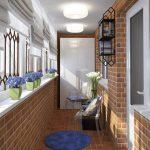 шторы на балкон фото дизайна