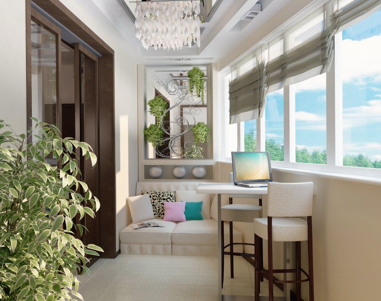 шторы на балкон фото интерьер