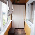 шторы на балкон фото видов