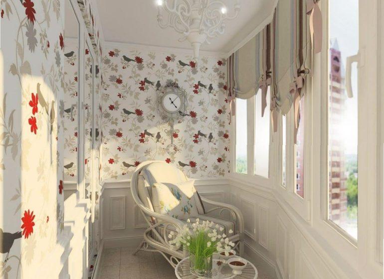 шторы на балкон идеи дизайна