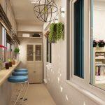 шторы на балкон идеи интерьер