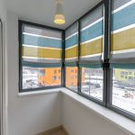 шторы на балкон обзор вариантов
