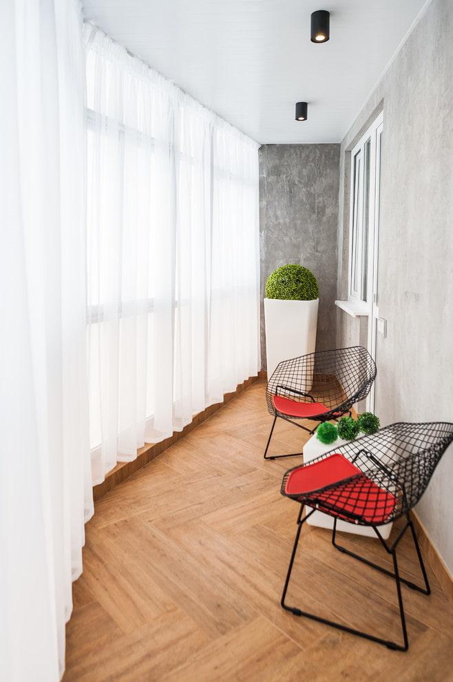 шторы на балкон варианты дизайна