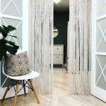 шторы на дверной проём декор фото